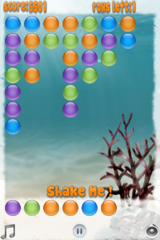 Screenshot Puzzle Bubble FREE