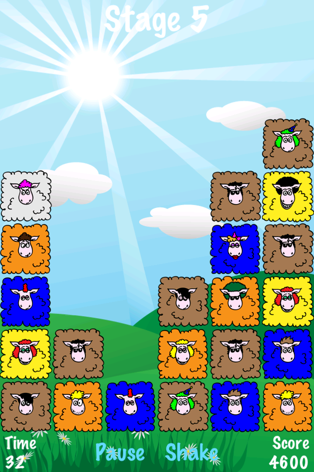 Screenshot Sheep-O-Rama Ad-Free